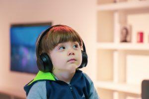 Enfant handicapé